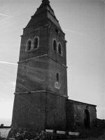 Old church in Lubenice by TheDeb