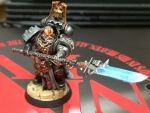 Arsynos Deathwatch Space Sharks Librarian by smartbad