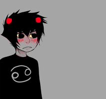 Karkat by crowbarslow