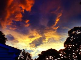 iPod Sunset 1 by assassin4
