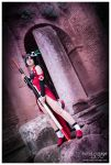Litchi Faye Ling : Keep on fighting by Lumis-Mirage