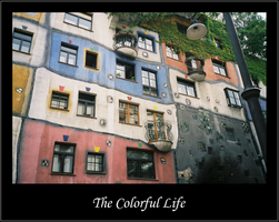 The Colorful Life by bdjwill