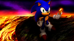Sonic the Hedgehog [900(?)] by Light-Rock