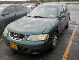 (2001) Nissan Sentra XE by auroraTerra