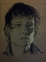 Ripley (Aliens) by MarkButtonDesign