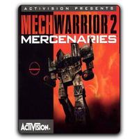 MechWarrior 2 - Mercenaries Game Icon by Ace0fH3arts