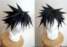 sora or Vanitas wig commission by maggifan