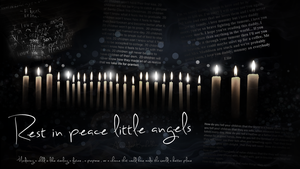 Rest in peace little angels by Koshelkov