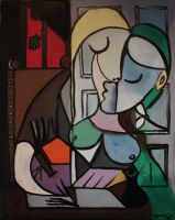 Picasso's reproduction by yassou31
