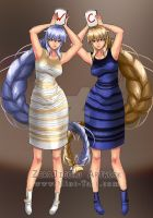 What color is this dress by ZeroJigoku
