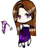 Chibi Adoptable ~ 17 -NAME YOUR PRICE- CLOSED by BiahAdopts