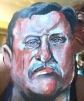 Teddy Roosevelt by ckrickett