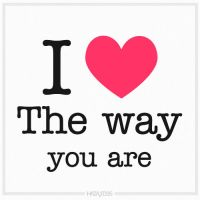 I love the way you are by HAZARDOS
