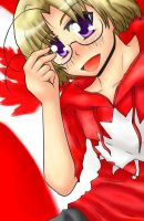 Hetalia - Canada by TheSapphireRose