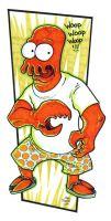 Zoidberg by illustrated1