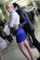 Lt. Riza Hawkeye Mini-skirt by the-timelord-Doctor