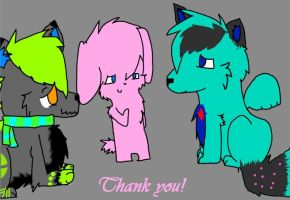 Thanks, Chimi and Nightstar. by bunlings