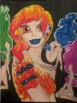 Pheonix Princess by severusluv5