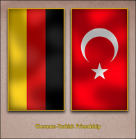 German Turkish Friendship by AY-Deezy