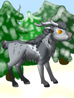 Tis The Season To Be A Deer by DaWuulfsDen