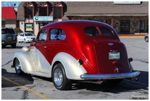 A  Plymouth Street Rod by TheMan268