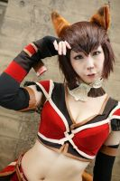 Mithran cosplay 5 by MiikoCosplay
