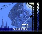 01 SPHINX by BLUESPHINX