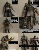 TMNT Movie Shredder Review by lovefistfury