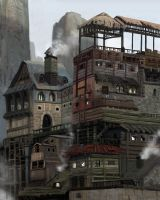 Plebeian Dwellings by Skaya3000