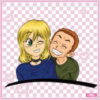 Me and the Wife by go-kun