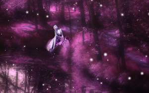 The Fairy Forest by teratini