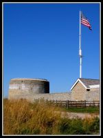 Fort Snelling 1 by midgard