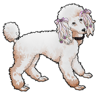Miko Poodle by Tesso