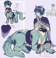 Centaur Auction - Closed (Points or Paypal) by AmberAdoptables