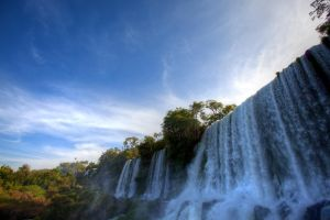 Iguazu Afternoon by luethy