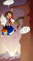 Simon and Vya - Don't Look Down by saxitlurg