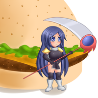 My Burger! by Jcdr