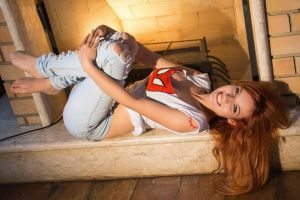 Mary Jane Cosplay by MishiroMirage
