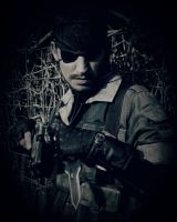 Snake is ready for Elfia :) by RBF-productions-NL