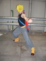 Trunks Cosplay-6 by DanteNeverCry