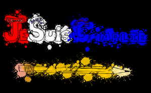 Je Suis Charlie by Lupoartistico