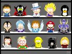 My own South Park characters 6 by Zwerg-im-Bikini