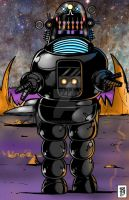 Robby the Robot by BigRob1031