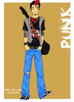 Punk by cool-slayer