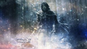 Middle Earth Shadow of Mordor by Noc21