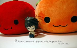 L Nendoroid : Fruit by AlchemyOtaku17