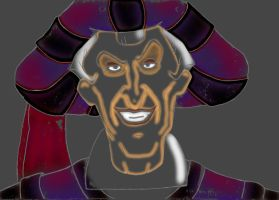 Frollo Color Art by yami0815