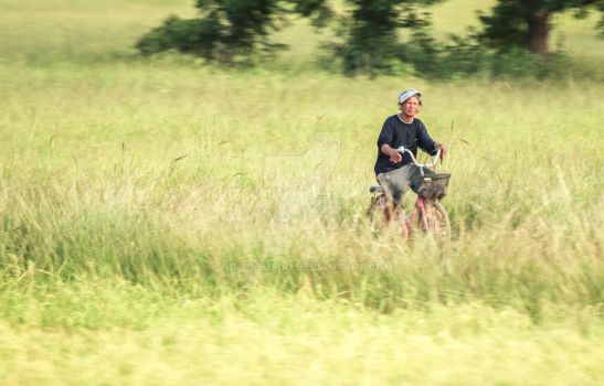 life in country , Thailanf by numcomedu