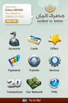 MAR mobile banking design by karmooz
