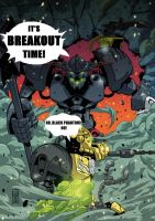 It's BREAKOUT time! by ToaBastignika7